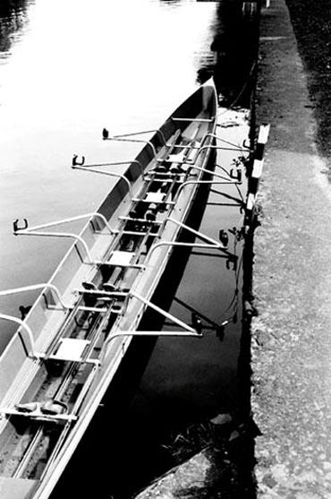 Rzeka prosna - fotografia Piotra Miczko